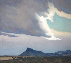 Maynard Dixon, (1875-1946), On Coming Storm, 1941