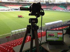 Performance analysis set up - SportsCode Elite