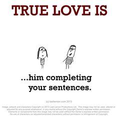 True love...72