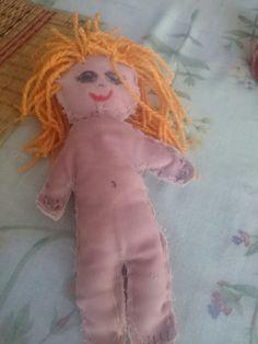 My creation plush doll