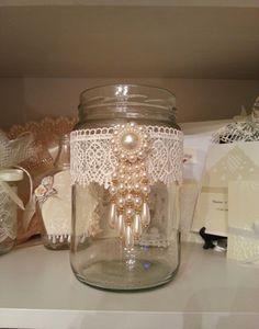Die 18 Besten Bilder Von Shabby Chic Vintage Glaser Jars Dekoration
