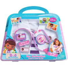 Disney Doc McStuffins Doctor's Dress Up Set
