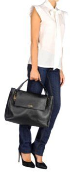 Versace Collection Satchel on Sale, 40% Off | Satchels on Sale at Tradesy