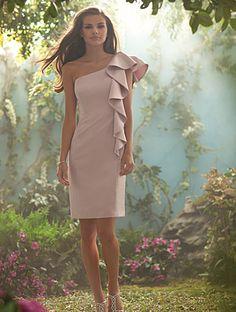 Love it for bridesmaid dresses!!