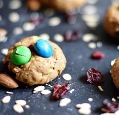 Trail mix or trail mix cookies? -