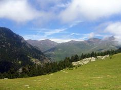 Collada de Fontalba, al Pirineu català, camí del Puigmal (Catalunya - Catalonia)