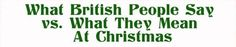 2014.12.25 What British People Say vs What They Mean At Christmas   LETVENT.COM