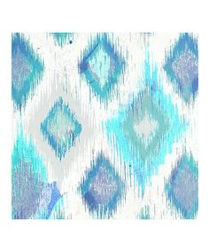 Del Mar Wall Art #zulily; good canvas/fabric for standing wall screen, etc.