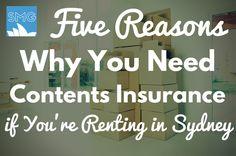 Renters Insurance in Sydney