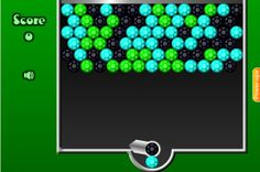 The bouncing balls game is a highly enjoyable, 3 in a row game, which will keep you playing for hours