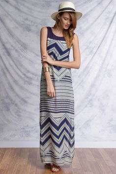 www.trendaboutique.com Another amazing maxi! Great for any occasion!