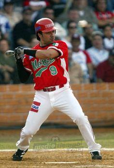 Equipo Mexicano de Baseball - Vinicio Castilla