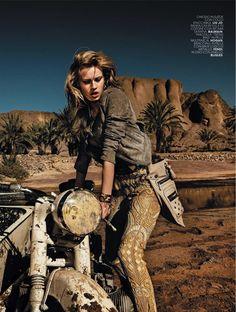 Kustom♔King: Biker Girls