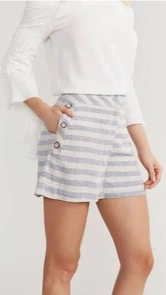 Cute Summer Outfits, Summer Shorts, Short Outfits, Short Dresses, Cute Outfits, Look Con Short, Lingerie, Chor, Fashion Outfits