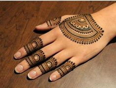 Modern Mehndi Designs for Hands By Henna CKG - Fashion Henna Hand Designs, Eid Mehndi Designs, Mehndi Designs For Girls, Mehndi Designs For Beginners, Modern Mehndi Designs, Mehndi Design Pictures, Mehndi Designs For Fingers, Latest Mehndi Designs, Henna Tattoo Designs