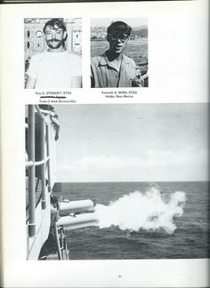 Page 4 of the Men who served with me in A/S Division on the USS Goldsborough (DDG20)