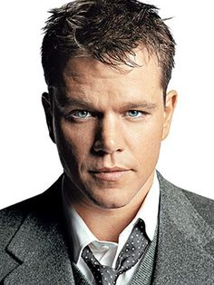 Cambridge native Matt Damon.