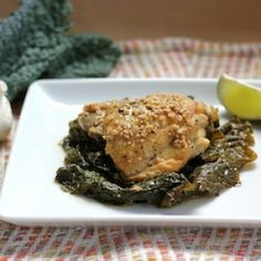 Delicious Cambodian Chicken in the crock pot is easy and exotic. Also check out my book review of The Paleo Slow Cooker!