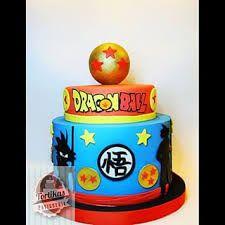 Resultado de imagen para pastel dragon ball z