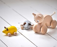 WOODEN TOYS FROM SARAH & BENDRIX | THE STYLE FILES