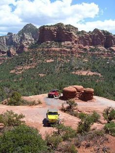 Barlow jeep rentals--don't even bother with Pink Jeep Tours.  rent your own from Barlow and DIY.    it's SO much COOLER!