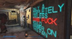 Fallout 4 perfect sign