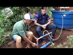 Rio Grande, Water Storage, Water Systems, Aquaponics, Vegetable Garden, Youtube, Irrigation, Outdoor Decor, Diy