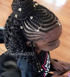 Cornrow Hairstyles For 12 Year Olds New Natural Hairstyles Hair Styles Kids Hairstyles Black Kids Hairstyles