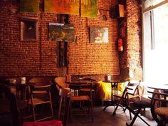 El Café sin Nombre en Madrid: Café y conversación en un sitio tranquilo   DolceCity.com
