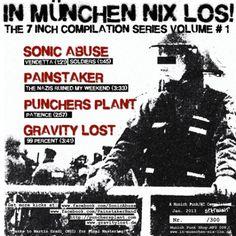 """IN MÜNCHEN NIX LOS! 7"""" EP Vol. 1"""