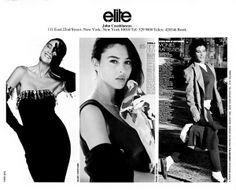 The Model Archives of Marlowe Press   Elite (New York)1990