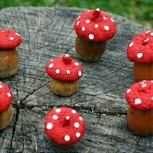 Totally toady: These acorn toadstools are an adorable fall DIY! – Just Hatched Totally toady: These acorn toadstools are an adorable fall DIY! Totally toady: These acorn toadstools are an adorable fall DIY! Autumn Crafts, Nature Crafts, Christmas Crafts, Xmas, Autumn Diys, Kids Christmas, Acorn Crafts, Pine Cone Crafts, Crafts With Acorns
