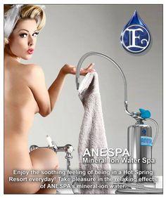 Kangen Anespa - Kangen Beauty Water - www.healthybydannorris.com, www.kangendemo.com, 407-749-9395, dannorris42@gmail.com