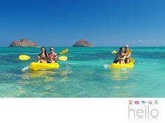 EL MEJOR ALL INCLUSIVE AL CARIBE. Los paisajes del Caribe son ideales para practicar todo tipo de deportes acuáticos y compartir con tus amigos divertidos momentos. El kayak es una pequeña embarcación para dar un recorrido por las tranquilas aguas del Mar Caribe y contemplar un poco de la flora y fauna de este paraíso. En Booking Hello te invitamos a visitar nuestro sitio web para conocer los packs que hemos diseñado para ti y para que te decidas a vivir la mejor aventura. #bookinghello