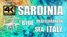 Sardinia island drone aerial footage in travel documentary on the best dreaming amazing beaches! Go in the Mediterranean blue sea, swim in the crystal wa. Sardinia Island, Sardinia Italy, Blue Beach, Beach Fun, Italy Sea, Calabria Italy, Aerial Footage, Mediterranean Sea, Royal Caribbean