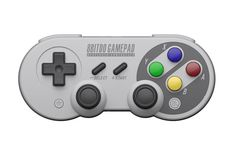 Retro USB Wireless Bluetooth Game Controller Remote Control Gamepad Joystick NEW Nintendo Switch Accessories, Kid Picks, Android Pc, Bluetooth Remote, Bons Plans, Game Controller, Games To Play, Usb, Consoles