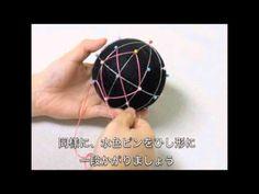 TEMARI JAPANESE BALLS