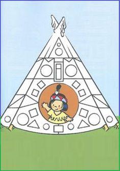 * Geef ieder kind een andere kleuropdracht!