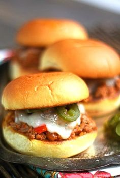Smoky Chipotle Sloppy Joes - SO easy and good!!