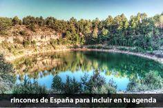 rincones de España para incluir en tu agenda