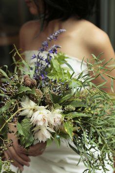 bouquet / fresh flowers