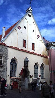 History Museum of Estonia in Tallinn