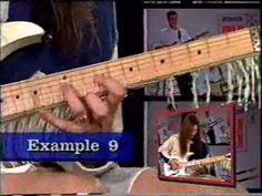 paul gilbert colorado bulldog guitar lesson - YouTube