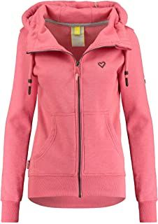 Alife and Kickin Damen Kapuzensweatjacke Yasmin 39.00