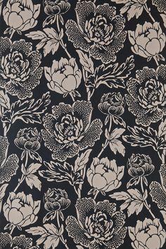Peony BP 2306 - Wallpaper Patterns - Farrow & Ball