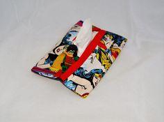 Wonder Woman Tissue Pocket