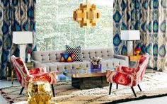 Jonathan Adler furniture now available in Australia at Coco Republic gallery - Vogue Living