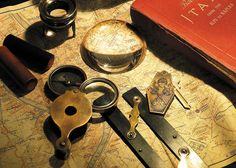 compasses and other collectibles