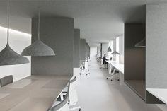 i29 Architects, Tribal DDB Office.