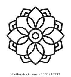 Easy Mandala Form for Coloring. Ebook Web page. Easy Mandala Form for Coloring. Mandala Art Lesson, Mandala Drawing, Mandala Painting, Mandala Design, Mandala Pattern, Coloring Books, Coloring Pages, Simple Mandala, Doodle Designs
